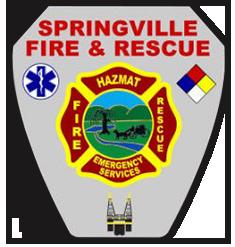 Springville fire department teaser