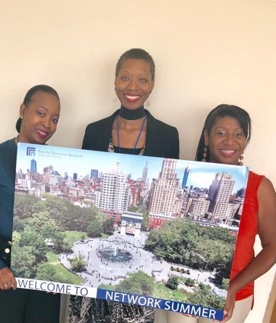 Talladega College faculty attend summer program in New York