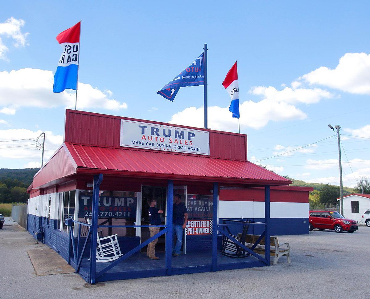 Trump Auto Sales