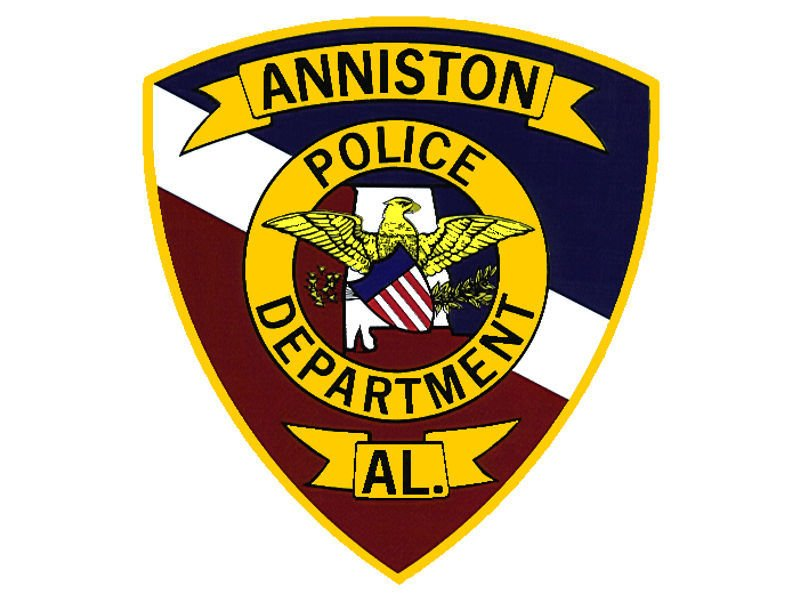 Anniston Police Department seal