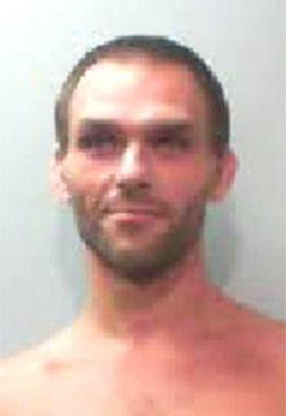 Talladega police, U S  Marshals chase, catch man wanted in Anniston