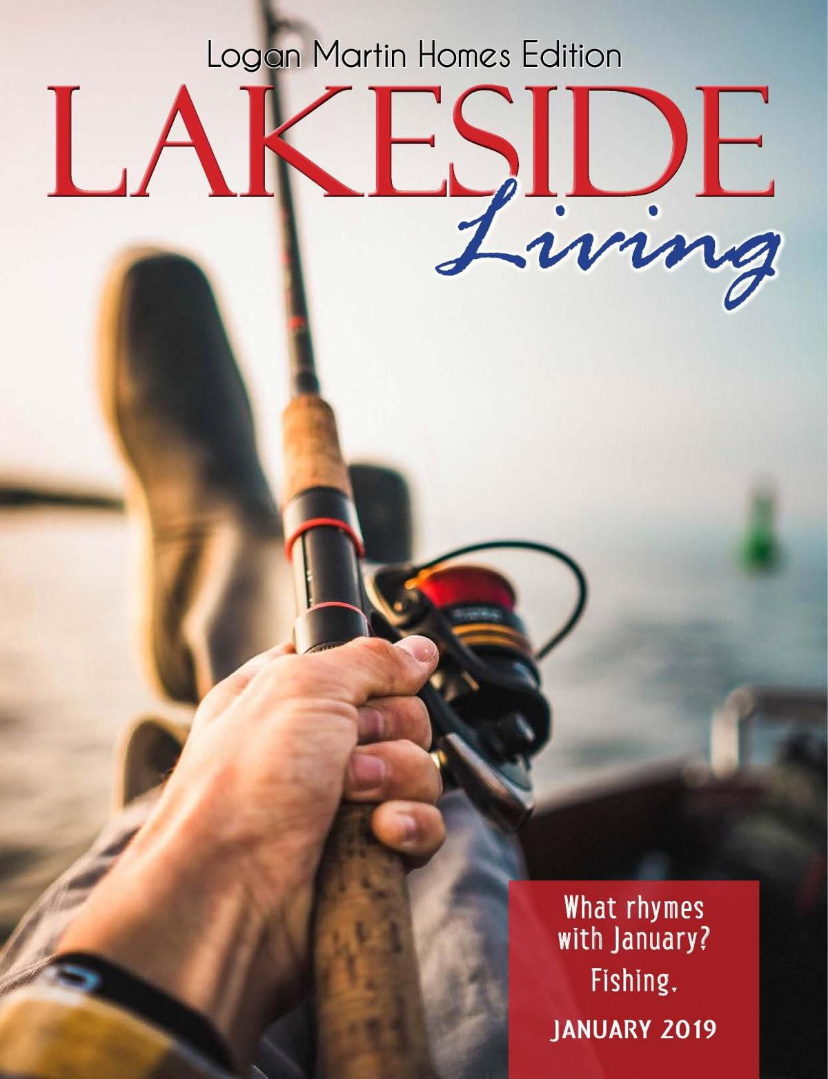 January Lakeside Living 2019