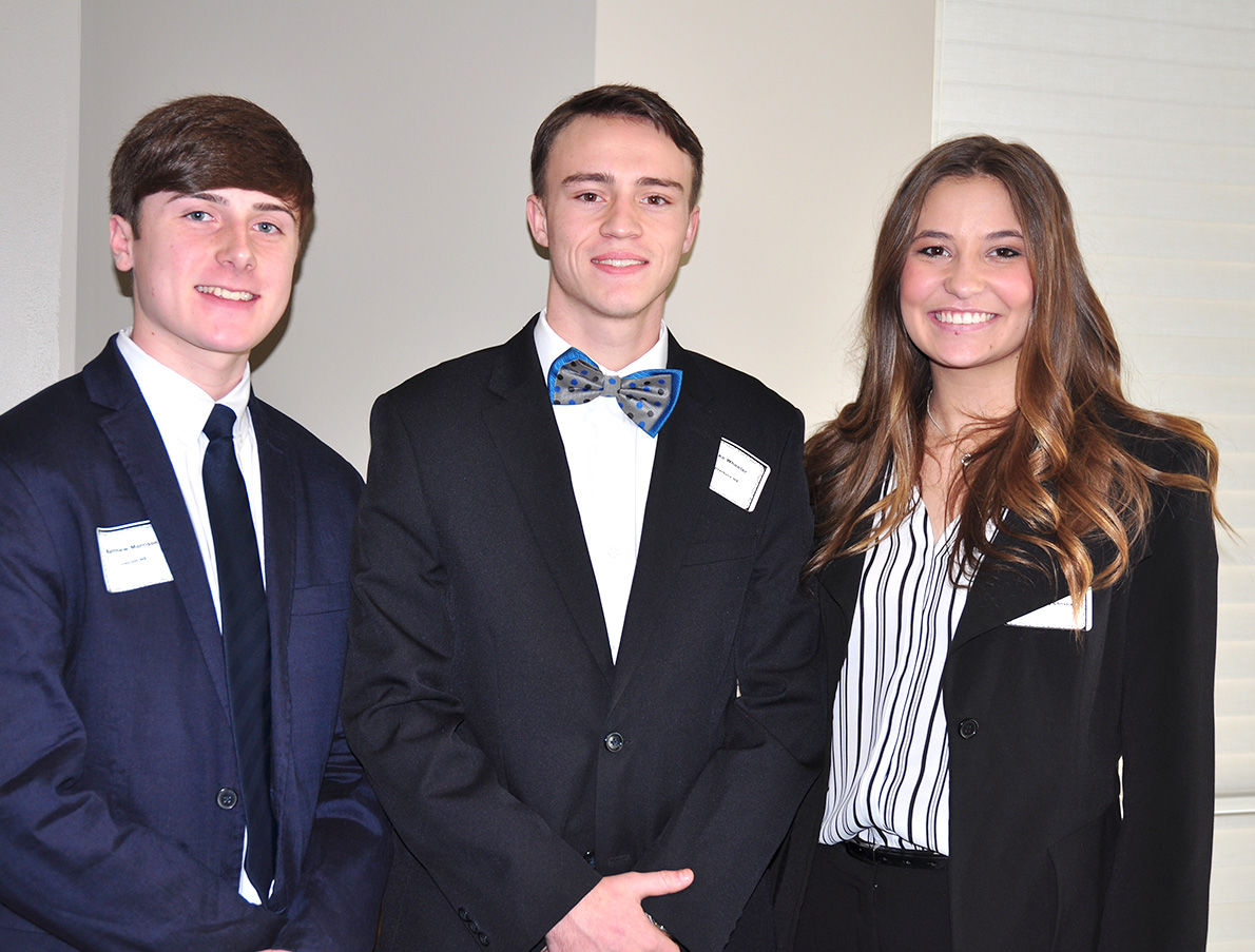 Coosa Valley Electric Cooperative names 2018 Youth Tour winners