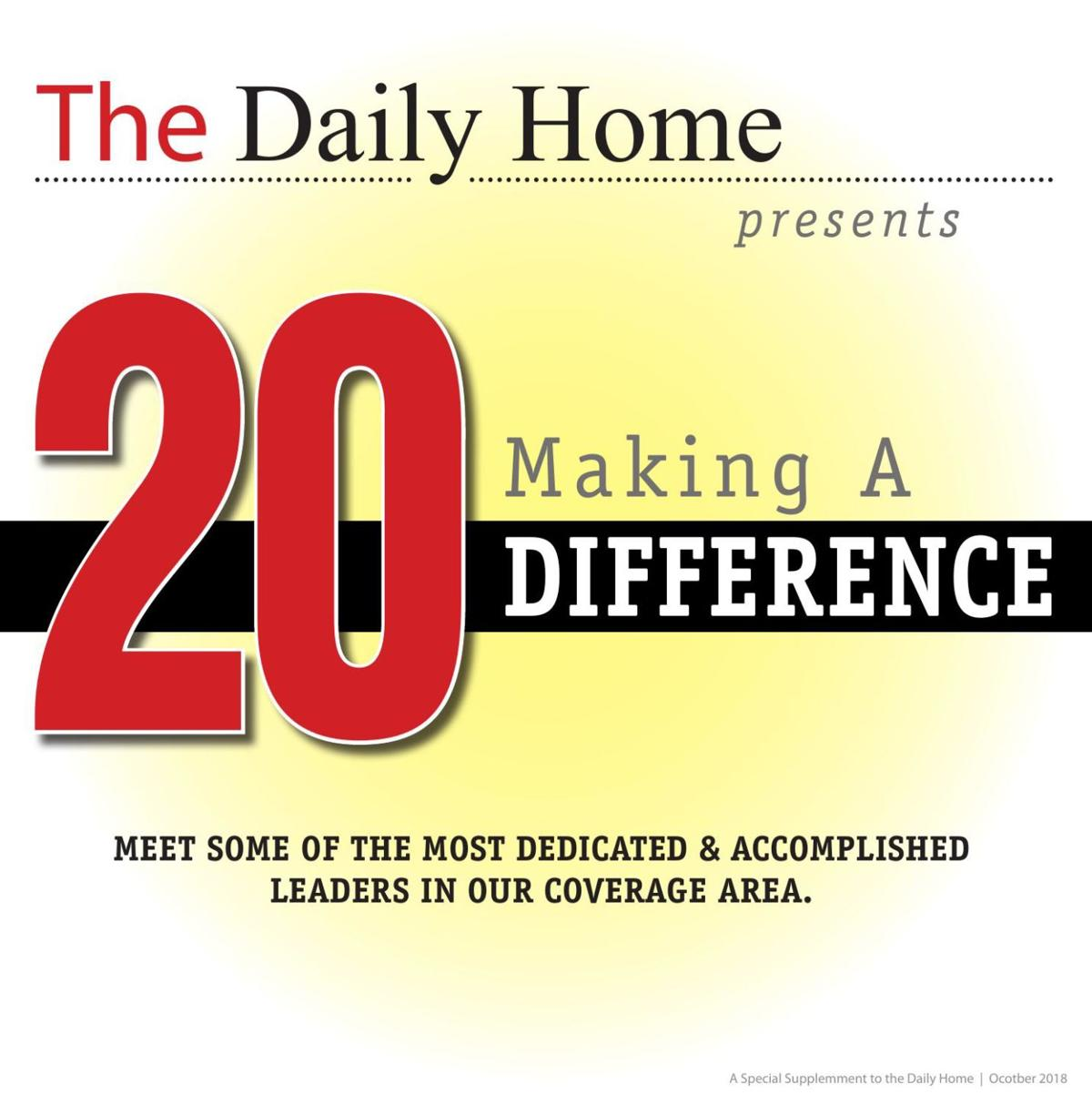20 Making A Difference