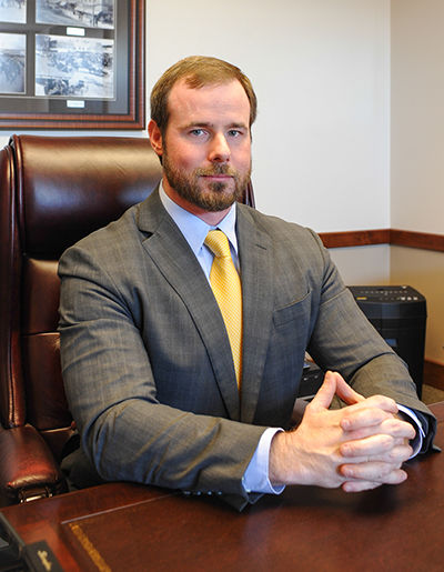Pell City Manager Brian Muenger