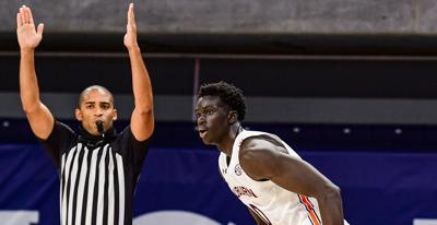 Men's Basketball: Auburn vs Tennessee