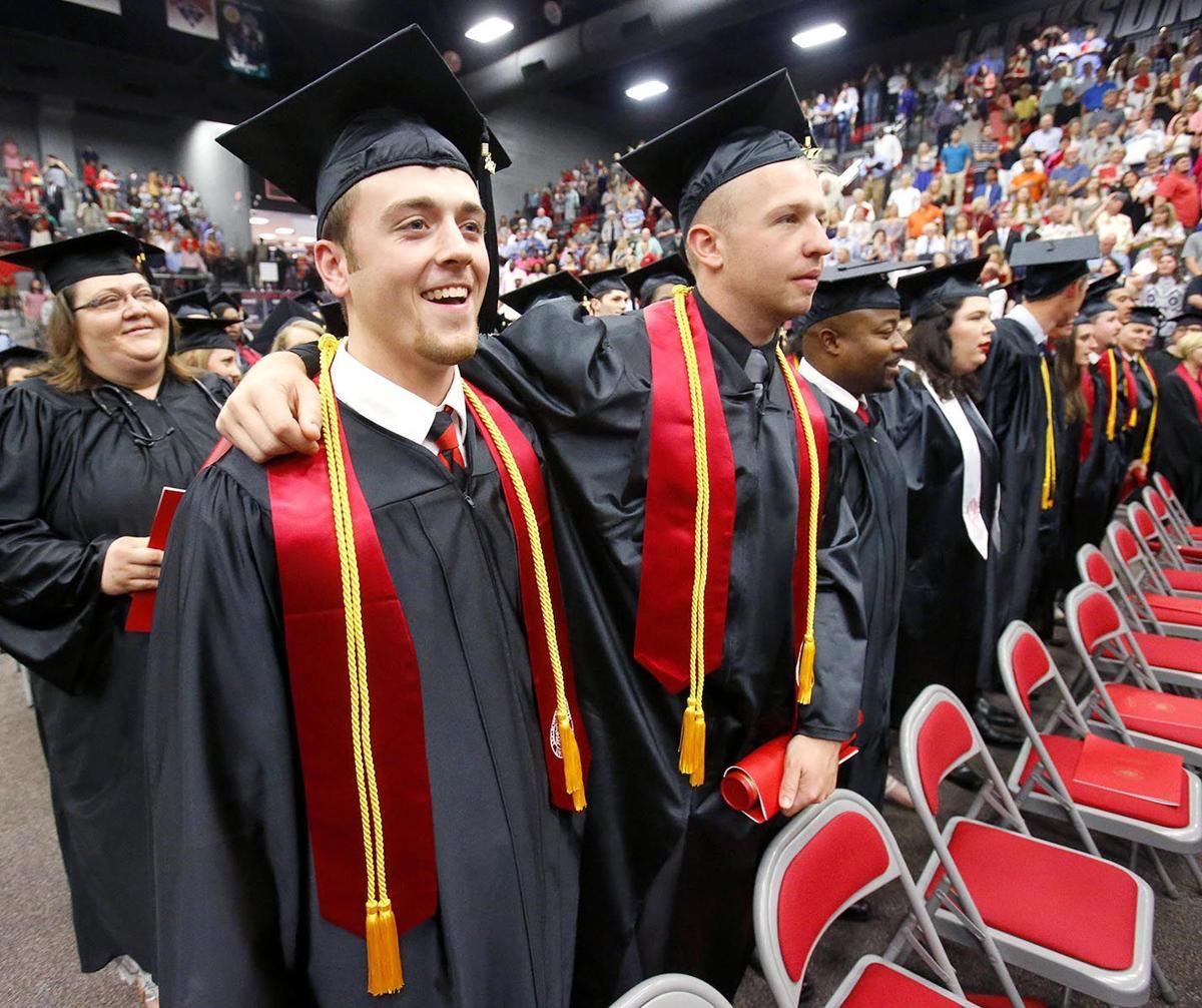 JSU hosts spring graduation ceremonies   Jacksonville ...