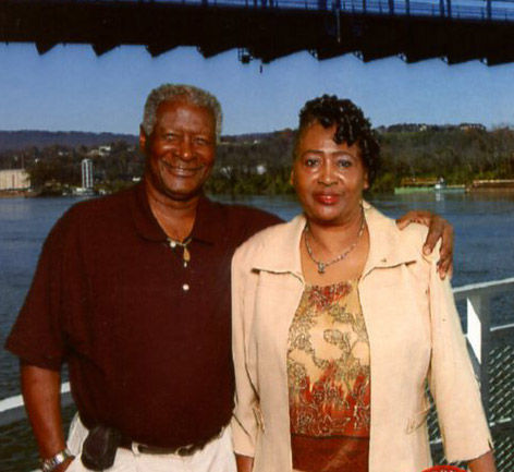 Mr. and Mrs. Cecil Grady
