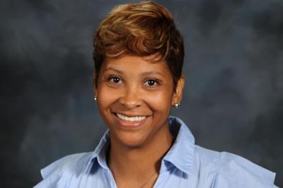 Kimberly Christian Johnson wellborn teacher of the year candidate