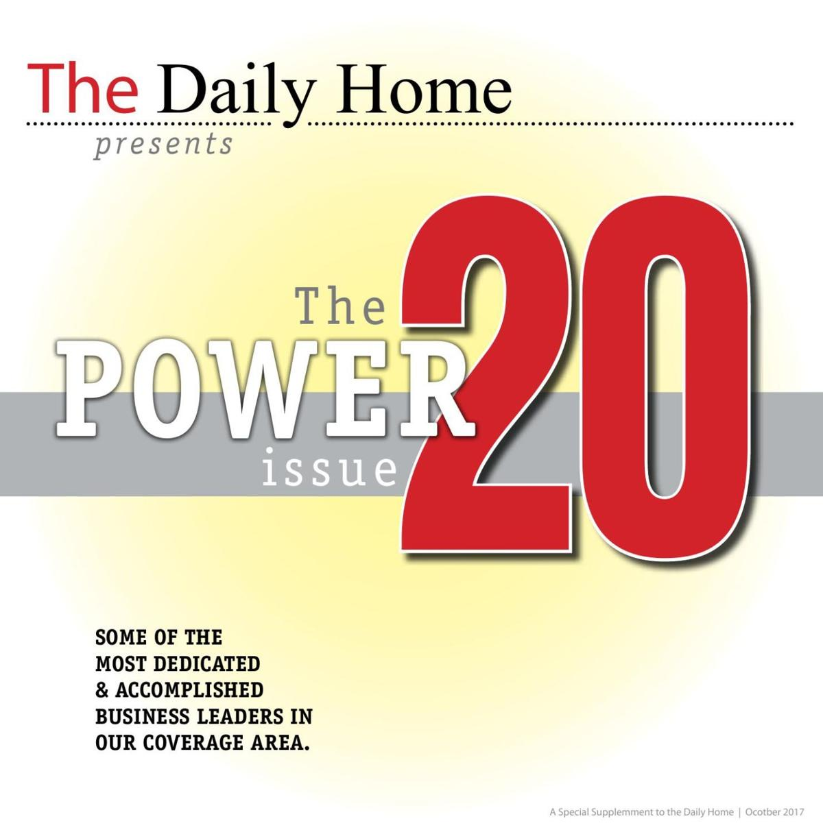 The Power 20