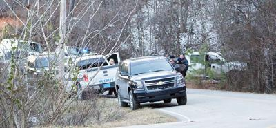 Chinch Creek Road shooting
