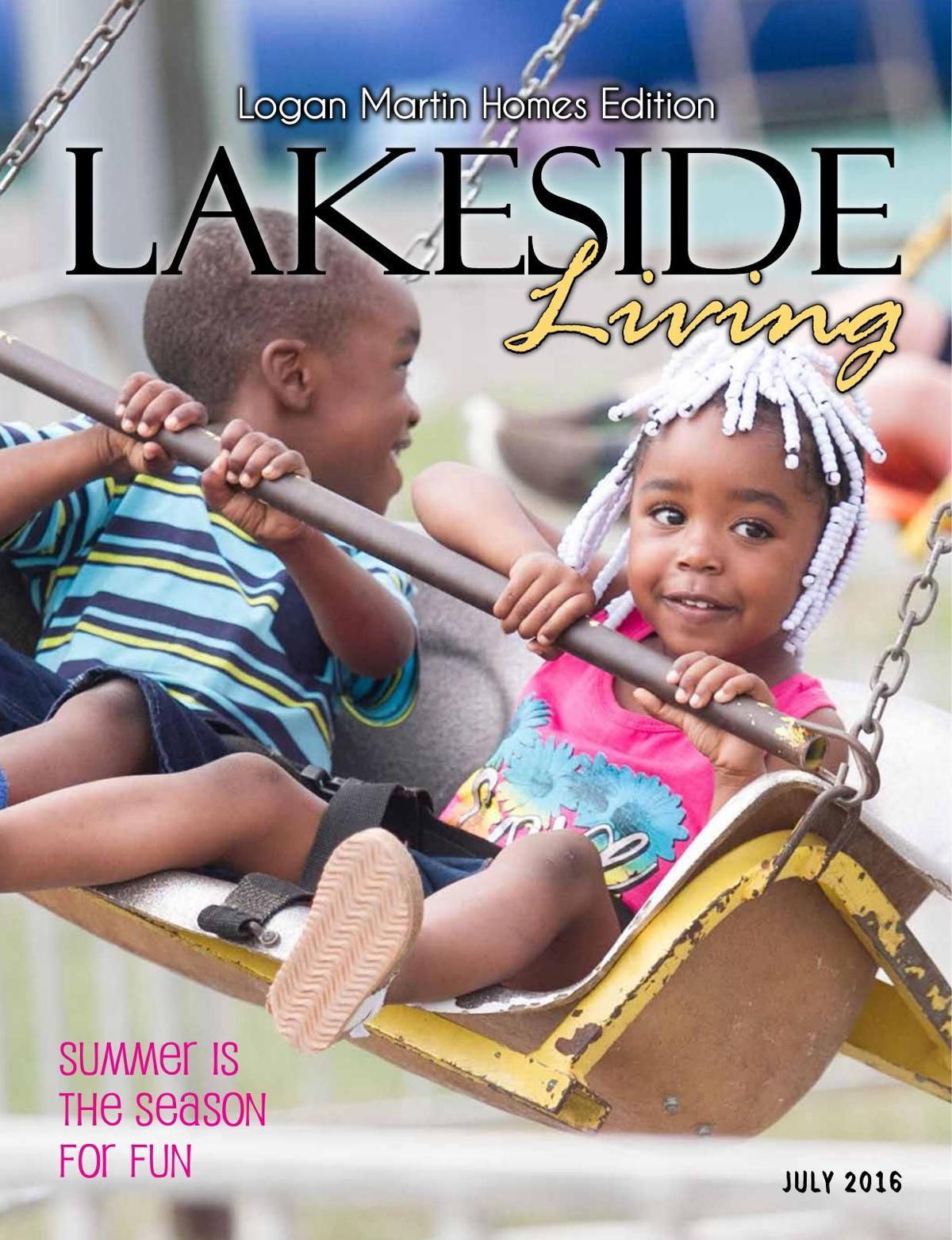 Lakeside - July 2016