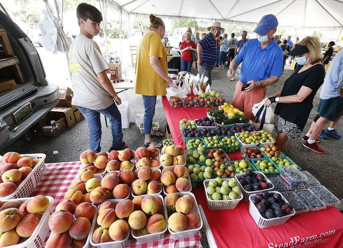 Anniston Farmer's Market