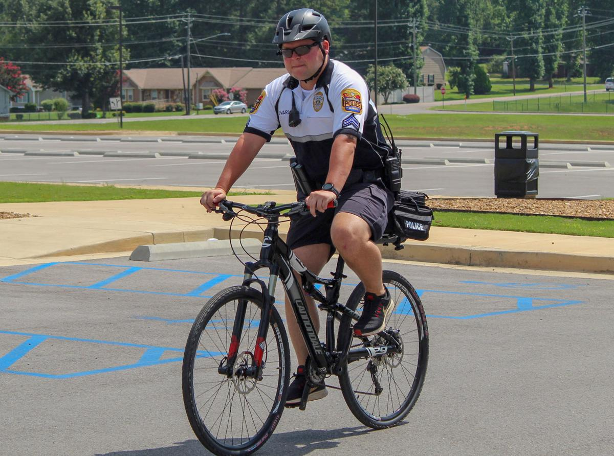 JPD hopes to interact with community with bike unit
