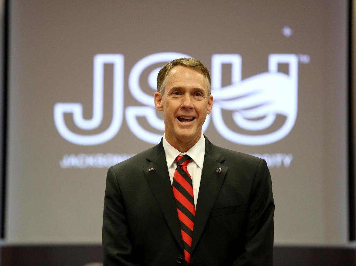 JSU's new chief