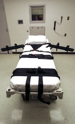 Lethal injection in Alabama