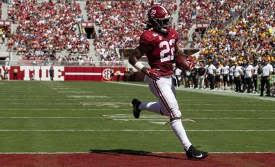ROLLING TIDE: Bama's quick-strike attack blows up Southern Mississippi