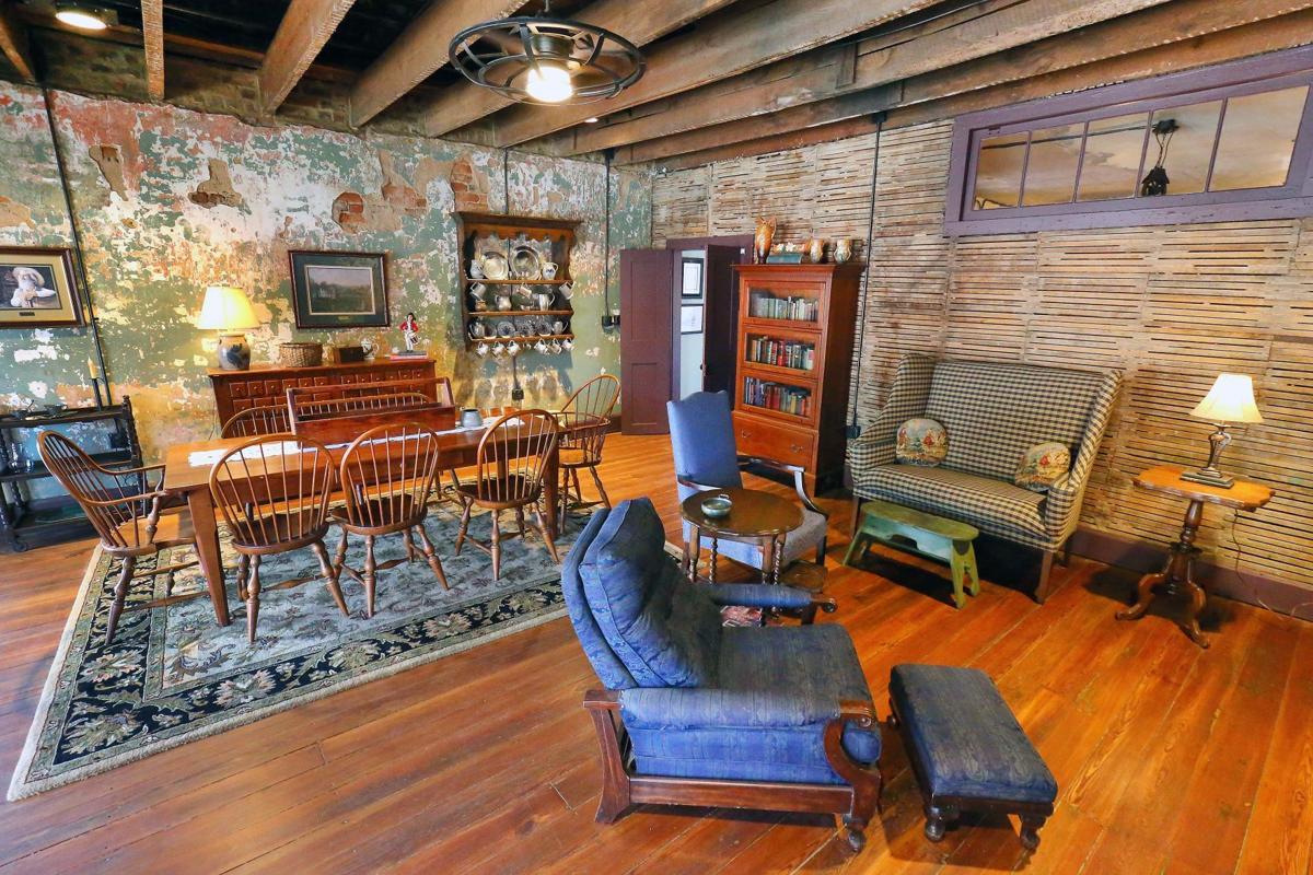 Charlotte Hubbard loft front room