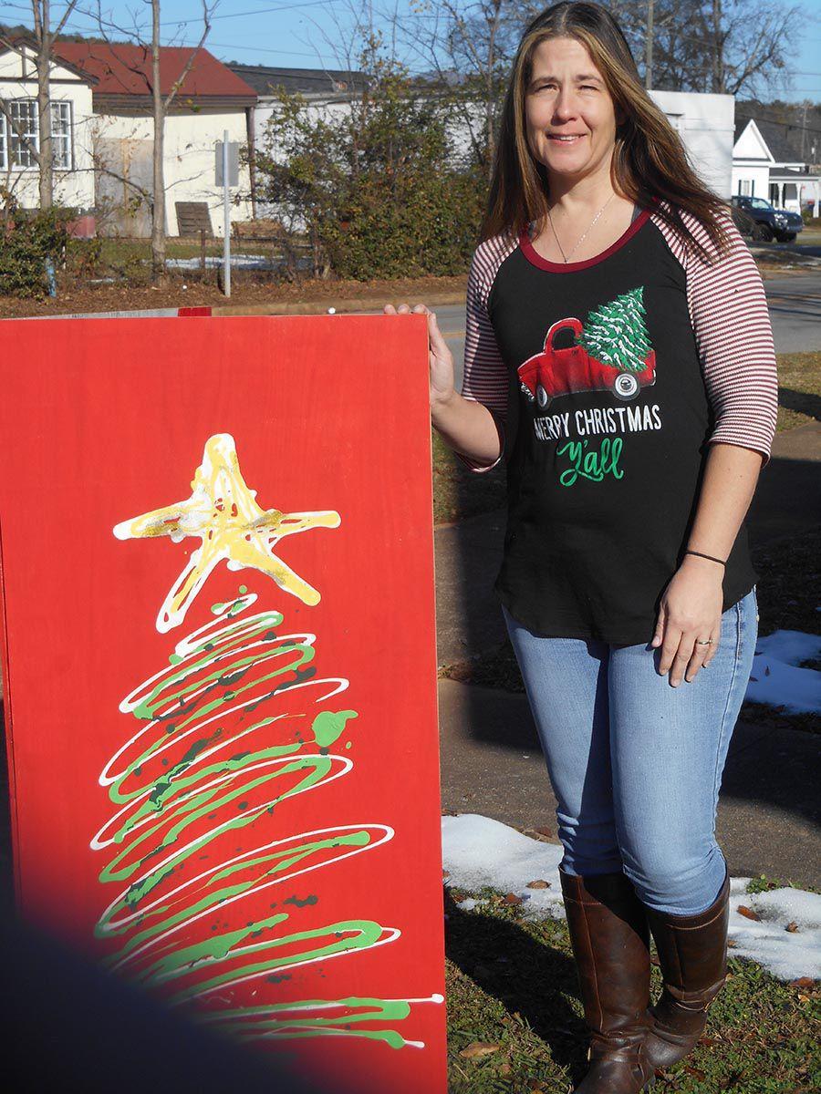 Christmas Card Trail