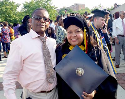 Monique L. Williams-Jolley earns Master of Science degree
