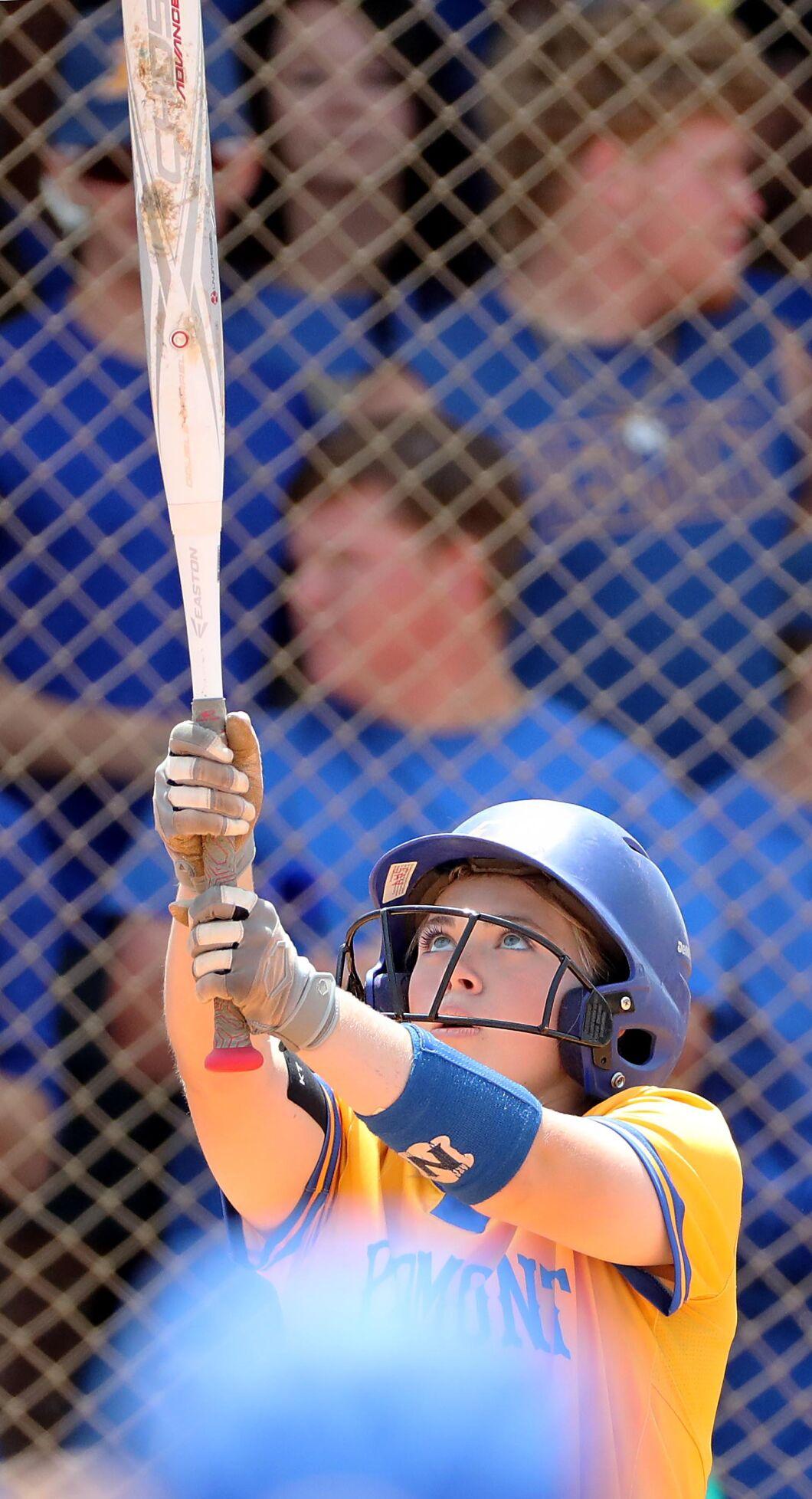 Piedmont vs Mobile Christian softball