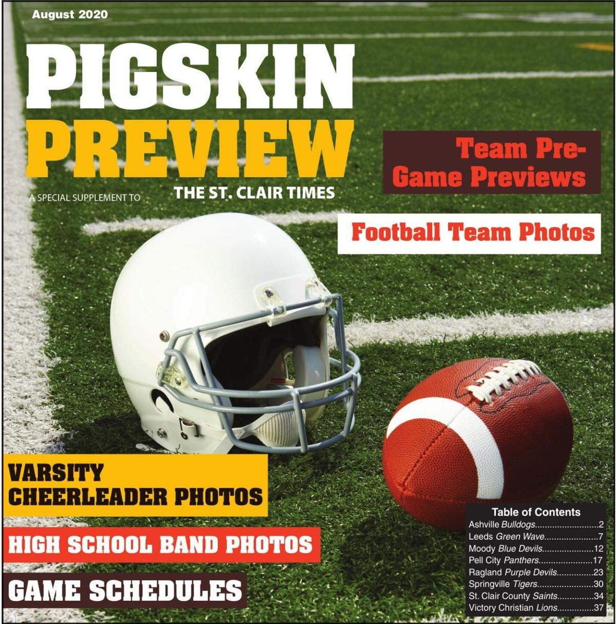 2020 Pigskin Preview