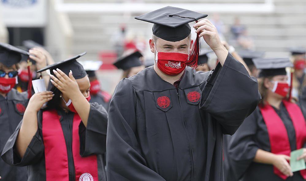 JSU graduation 2020