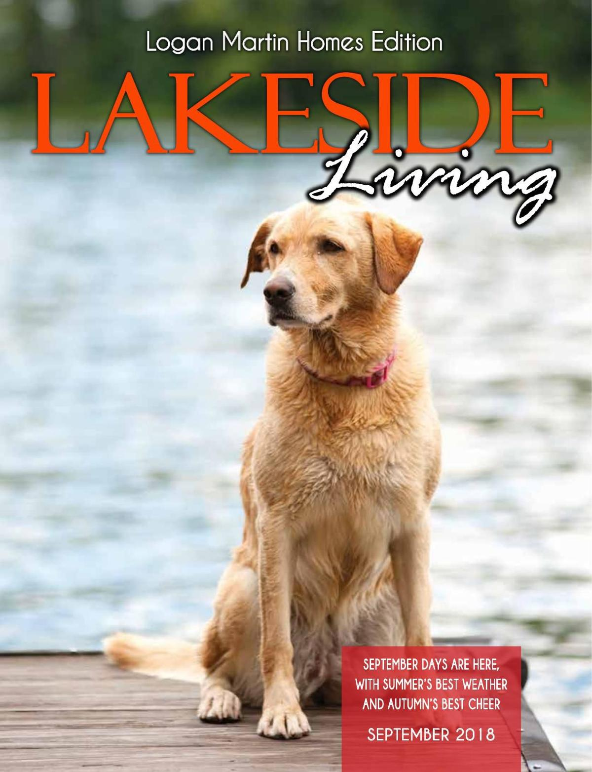 Lakeside Living September 2018