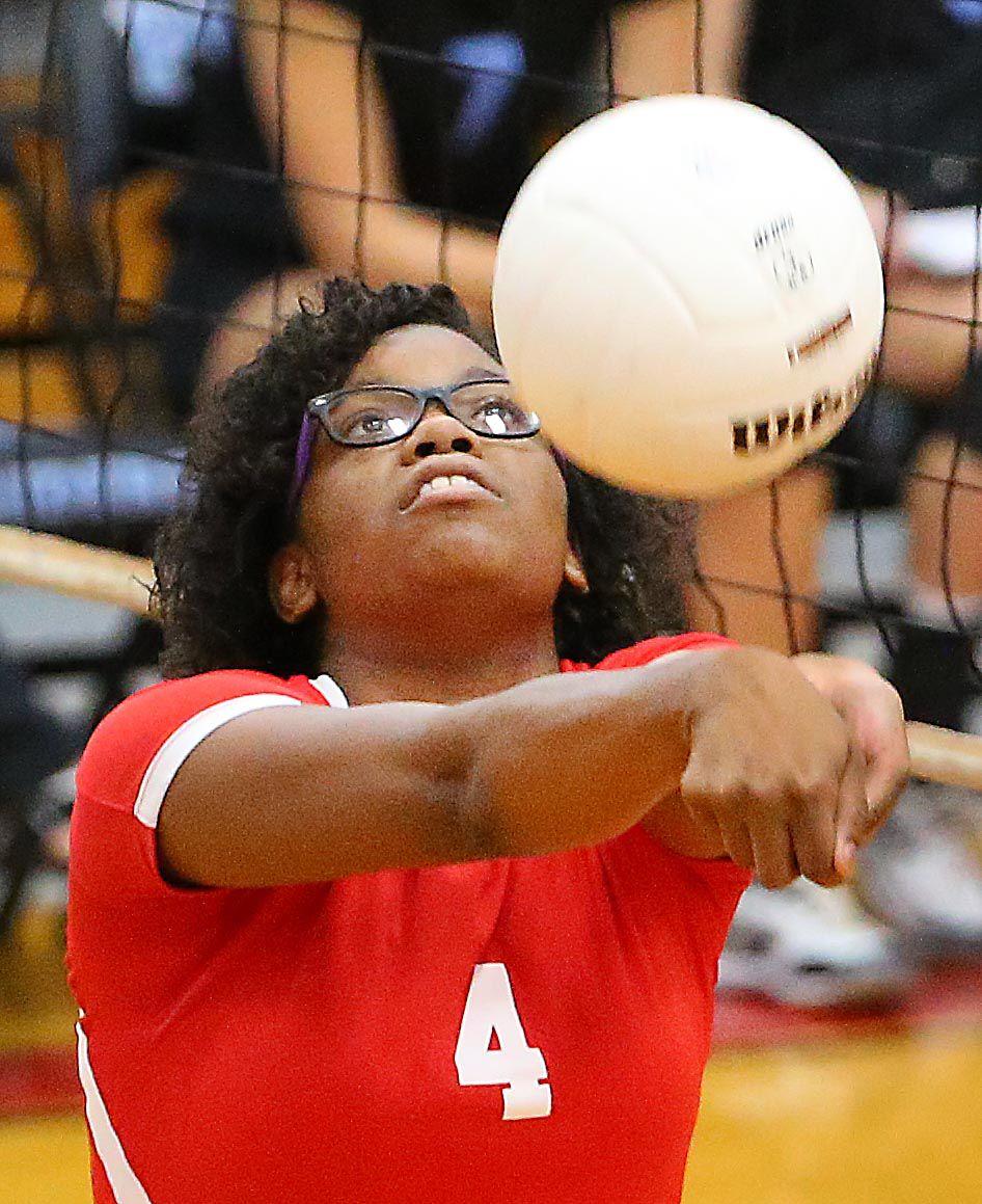 Saks volleyball