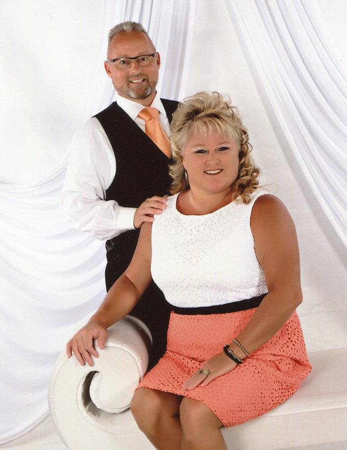 Pastor Mark and Tammie Deason
