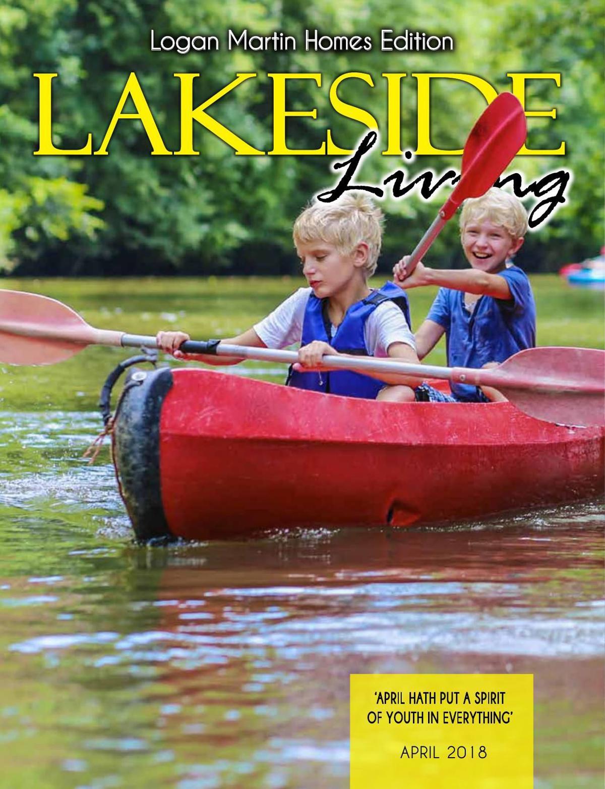 Lakeside Living April 2018