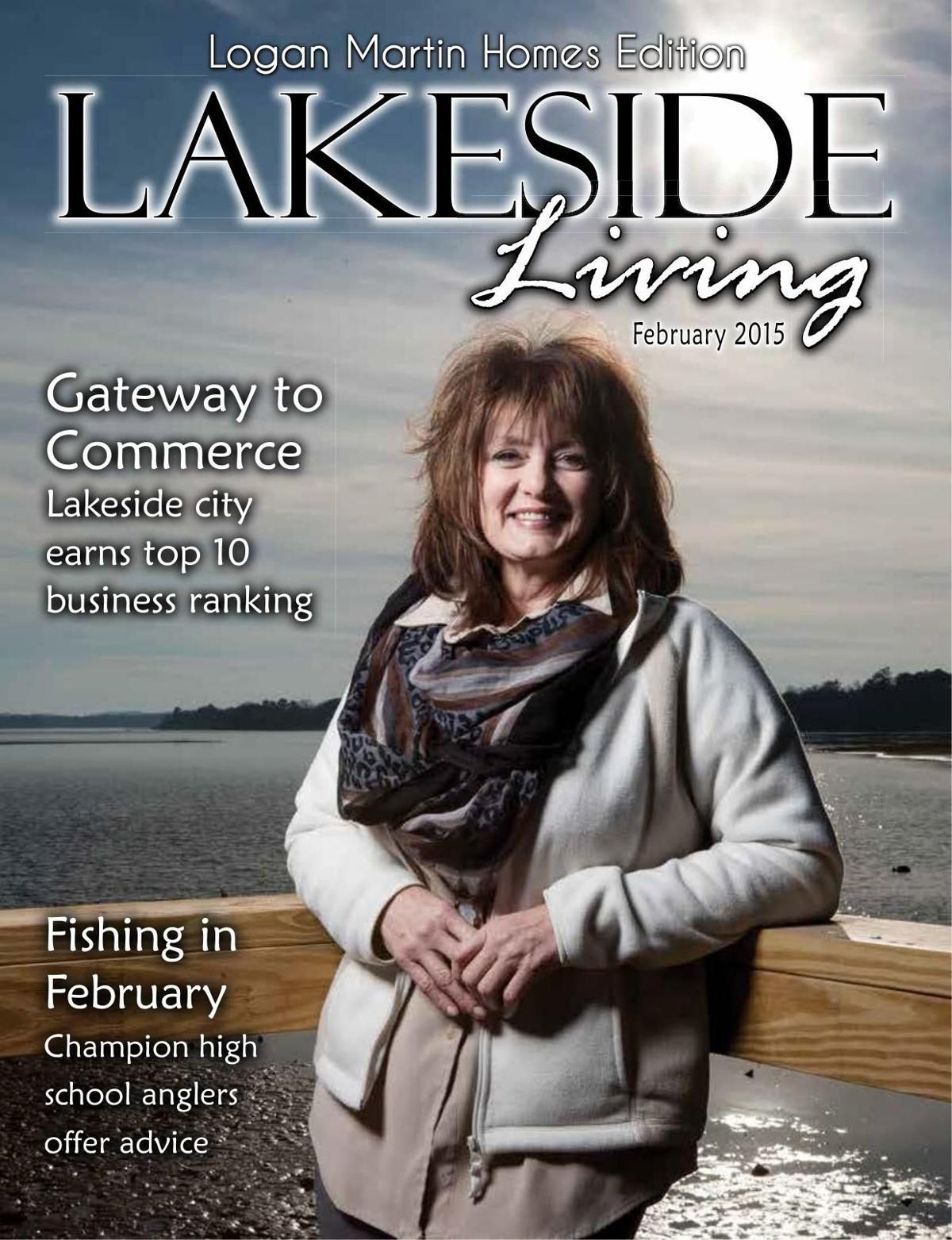 Lakeside - February 2015