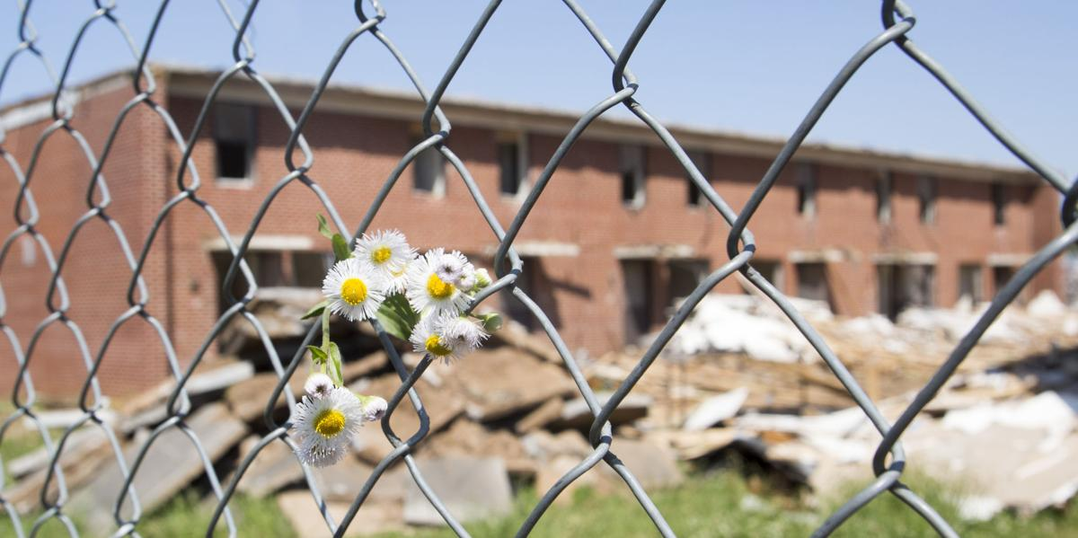Housing authority still planning for Cooper replacement as demolition continues