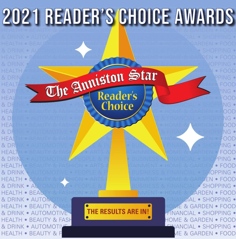 The Anniston Star's 2021 Reader's Choice Awards