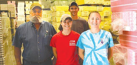 Bradley family runs Weiss Lake Egg Co.