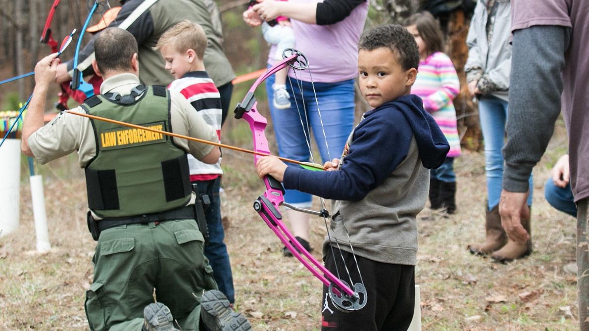 29th Talladega County Outdoor Youth Event 2018 (photo gallery)