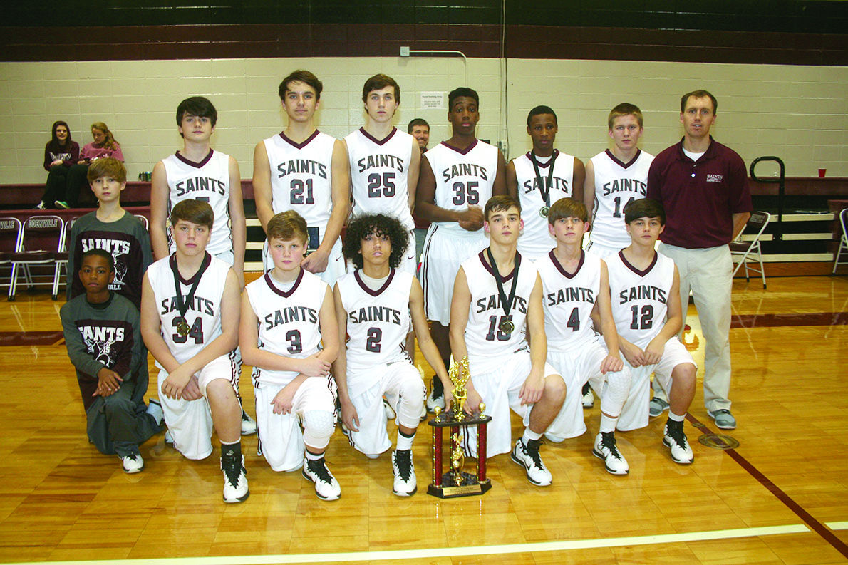 Alabama saint clair county odenville - The Odenville Middle School Boys Defeated Springville To Win Their Second Straight County Title Gary Hanner St Clair Times