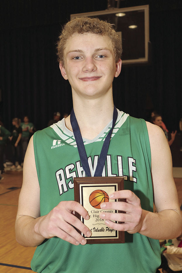 MVP Jacob Wilson