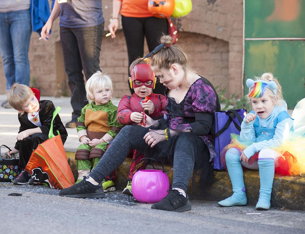 NO TRICKS, JUST TREATS: Halloween event around Talladega's Courthouse Square will make return for 2018 on Tuesday, Oct. 30