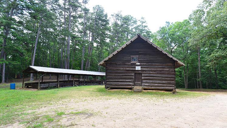 Shoal Creek Church In Cleburne County Makes The Alabama Historical Commission's Places In Peril List