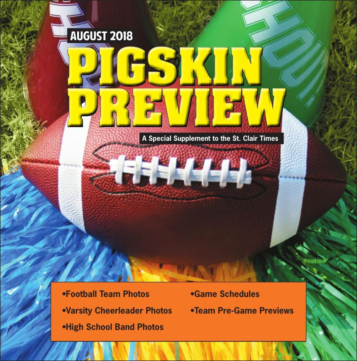 2018 Pigskin Preview