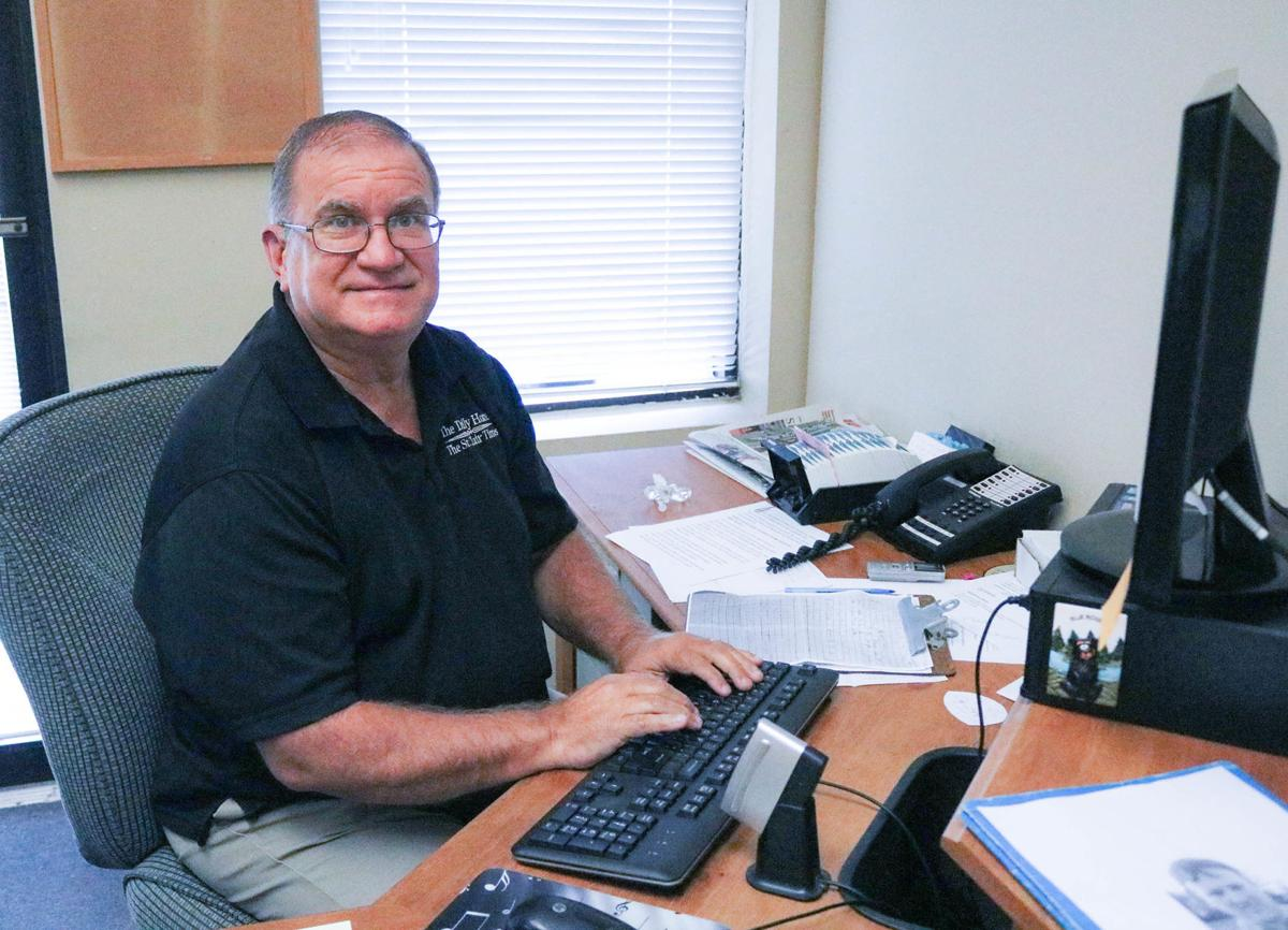 Gary Hanner stepping down after more than 40 years in newspaper business