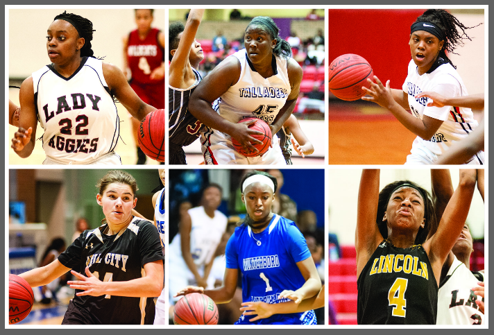 6 girls from Daily Home's coverage area make all-state basketball team