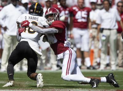 Doug Segrest: The kids (on defense) are all right for Alabama