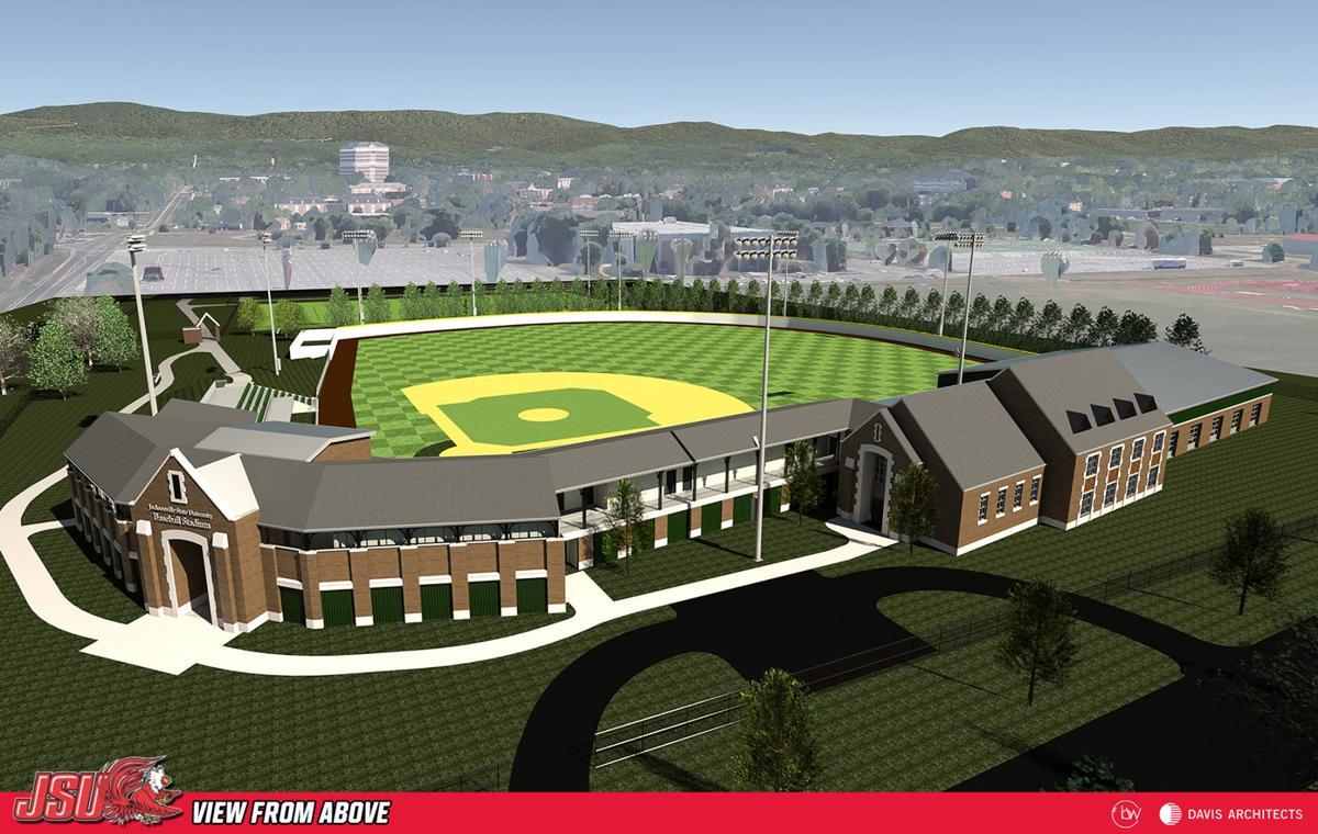 JSU baseball stadium renderings