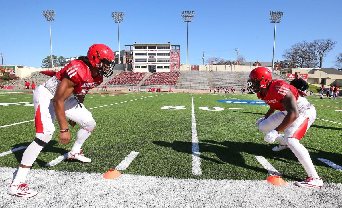 JSU Football Practice