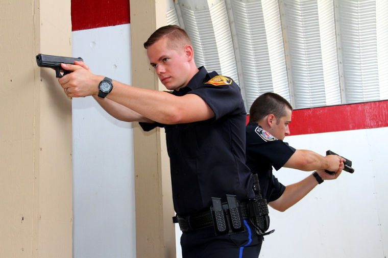 Piedmont police firearms training facility