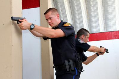 Firearms Training Facility For Police Opens In Piedmont News