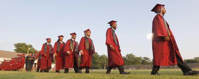 Anniston graduation