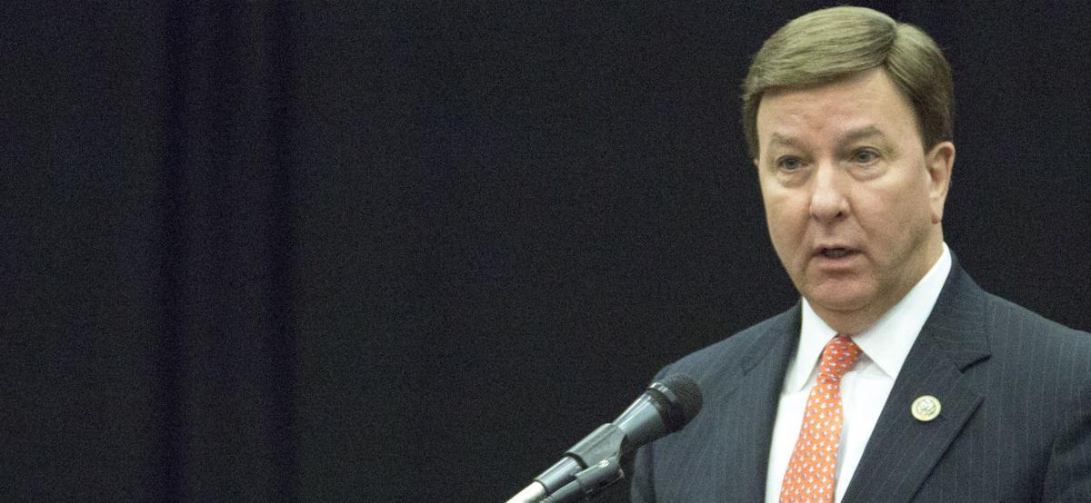 Phillip Tutor: Rep. Rogers' top priority in this Congress